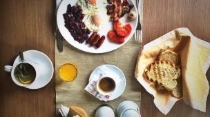 Mic dejun londonez